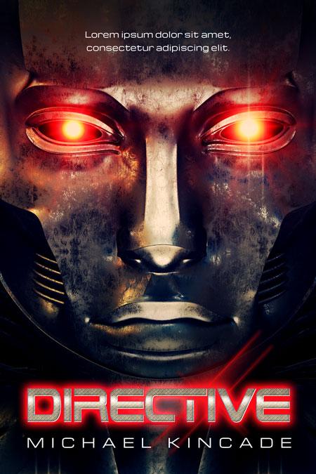 Directive Premade Book Cover
