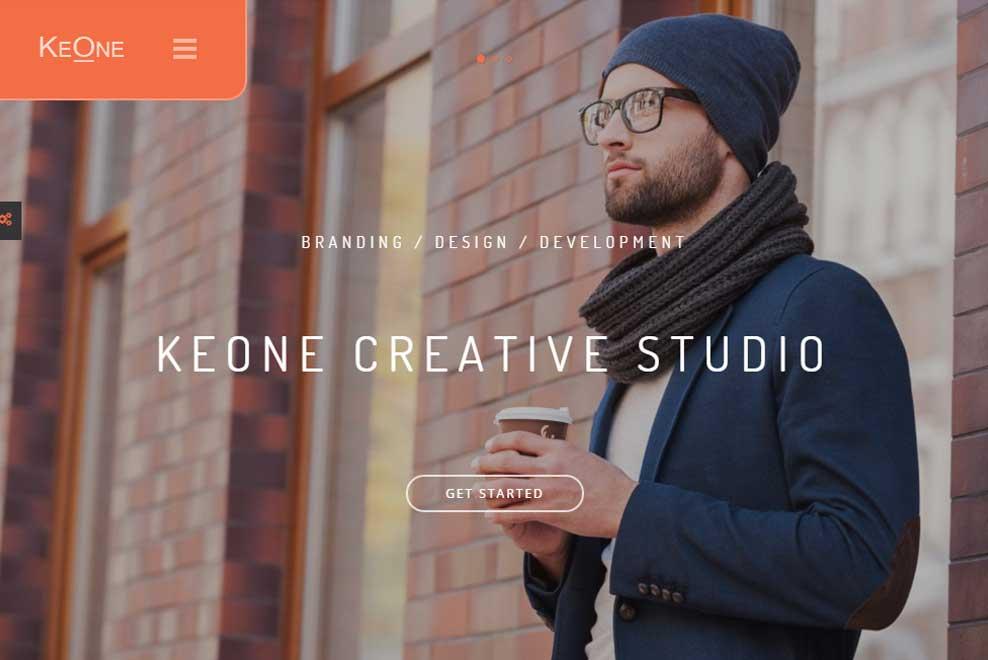 KeOne theme
