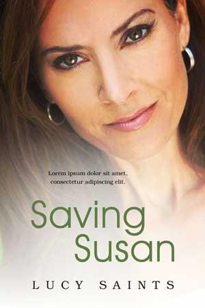 Saving Susan Cover Reveal